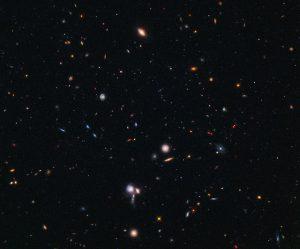 Gott suchen - einmal quer durch's Universum?