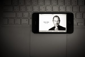 Steve Jobs, Apple-Ikone
