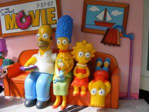 Die Simpsons - eine der erfolgreichsten Cartoonserien der Welt