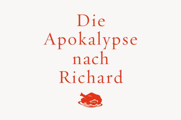 Die Apokalypse nach Richard (Bild: Aufbau-Verlag)