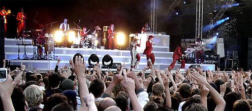 """""""Deine Zeit"""" ist die aktuelle Single der Berliner Band """"Seeed""""."""